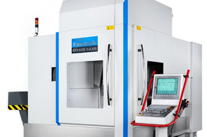 "Extension ""state of the art"" 5-axis milling machines"
